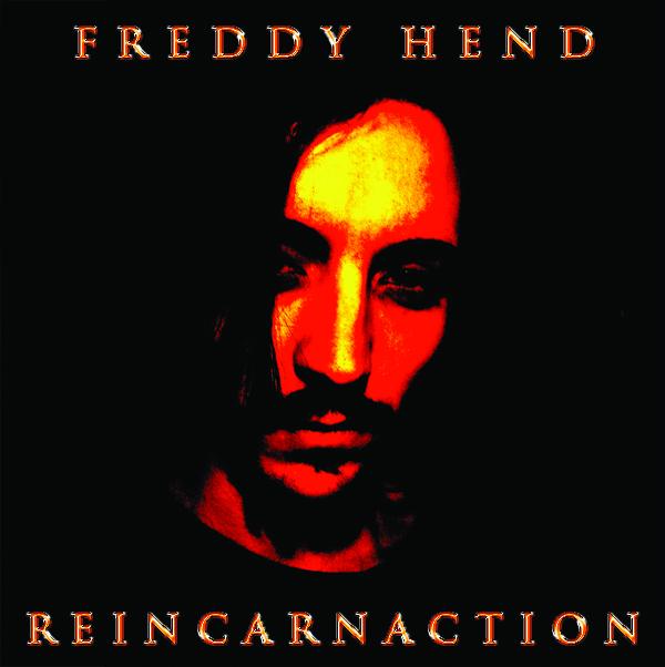 Freddy Hend - Clicca per ascoltare l'album su spotify