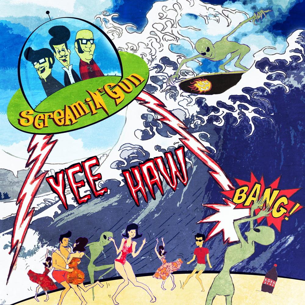 Screamin Gun - Clicca per acquistare l'album su itunes