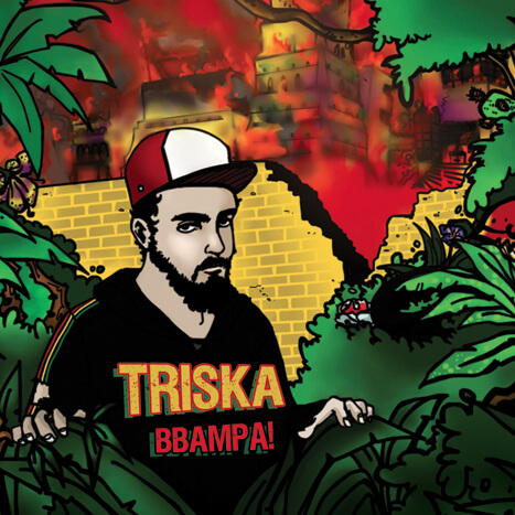 Triska - Clicca per ascoltare l'album su spotify